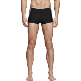 adidas Fitness Colourblock 3 Stripes Boxer Men Black/Hi-Res Orange